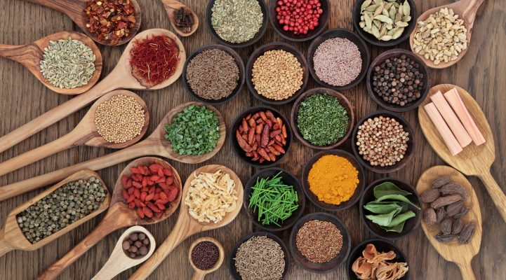 7 Tips for storing Spices and Aromatic herbs Properly